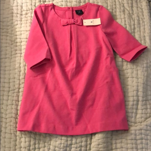 Baby Gap Pink Dress with Bow